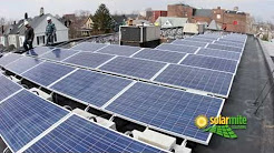 Solar Mite Solutions - Solar Panel Installation - First Baptist Church, Red Bank, NJ