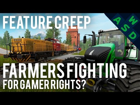 How Farmers Are Fighting For Gamer Rights | Feature Creep By Tarmack