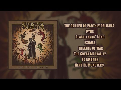 Apocalypse Orchestra - The End is Nigh ( Full Album ) HQ