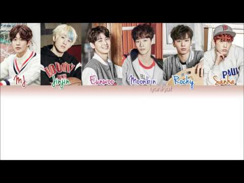 ASTRO 아스트로 – HIDE & SEEK 숨바꼭질 Color Coded Han Rom Eng Lyrics