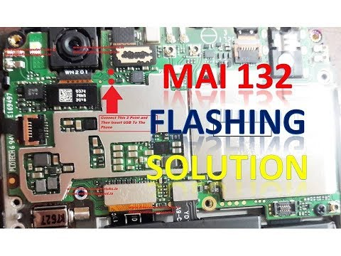 how to flash mai 132/redmi 4x/ hang and frp reset solution