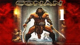 Conan Walkthrough HD (Part 1)