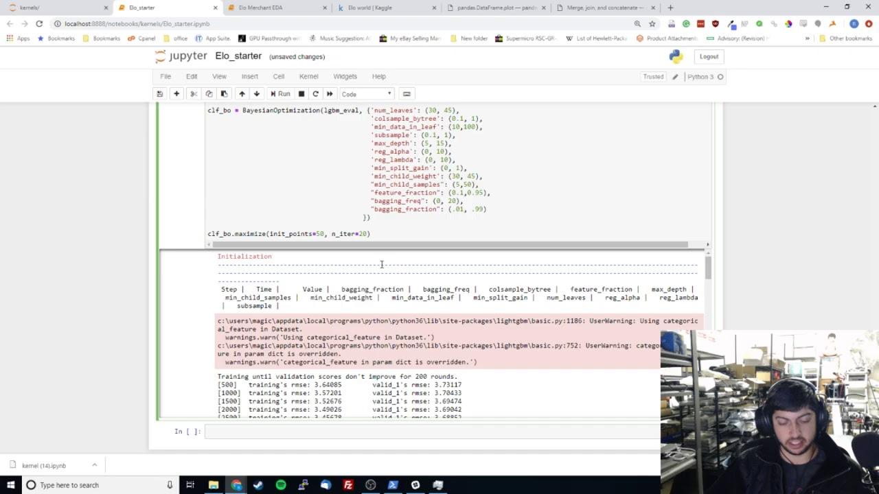 Kaggle Elo Merchant Category Recommendation EDA - YouTube