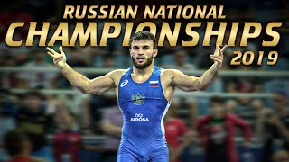 Russian nationals freestyle wrestling highlights 2019