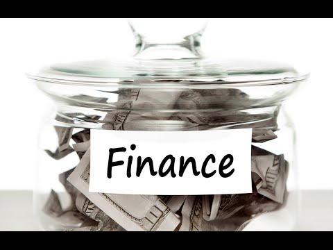 Finance Course for Professionals
