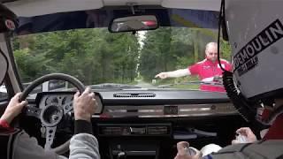 Tour Auto 2018 en Peugeot 504 Ti : comment réussir une épreuve de régularité ?