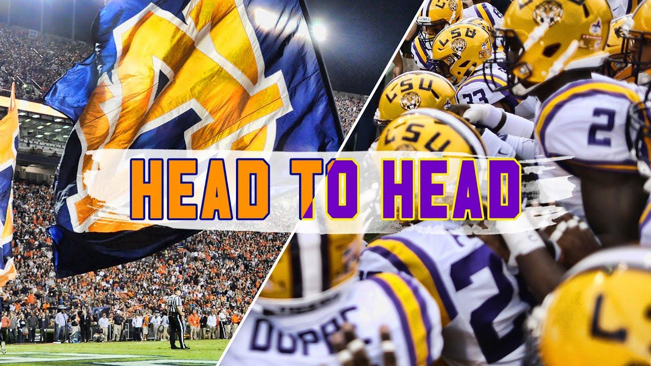Head To Head: Auburn vs LSU preview and prediction