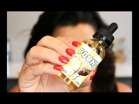 Pound It by Food Fighter E Juice Review and Tasting