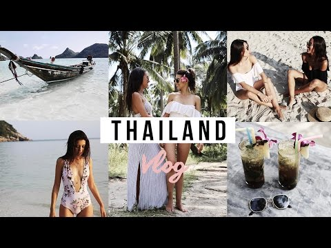 Thailand VLOG || Traveling To Beach Paradise