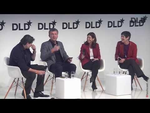 Future of Journalism (Rebecca Blumenstein, Jakob Augstein, Cyndi Stivers, Jochen Wegner) | DLD14