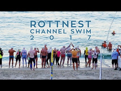 Rottnest Channel Swim 2017