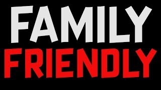 family friendly videos