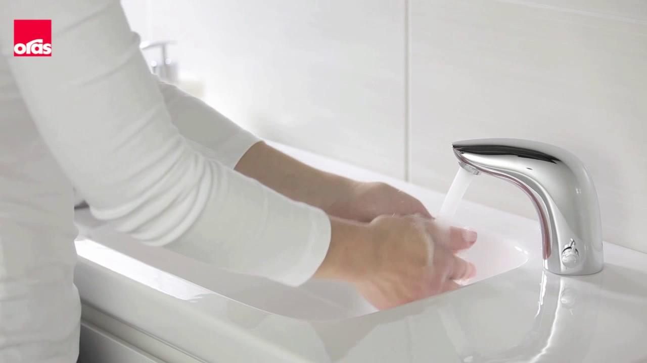 Efterstræbte PRODUKT | Oras Electra 6150F Håndvaskarmatur - YouTube IO-61
