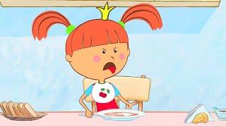 Download Жила-была Царевна - Про еду - Серия 6 - Веселые развивающие и обучающие мультики Mp3 and Videos