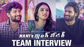 Nani's Gang Leader Team Full Interview | Nani | Karthikeya | Priyanka Arul Mohan | Telugu FilmNagar