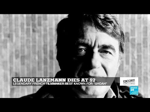 Legendary French filmmaker Claude Lanzmann dies aged 92