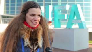 """Видеодневник фестиваля """"Факел"""". Открытие"""