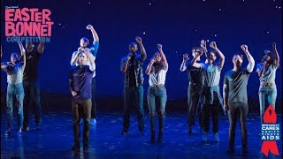 "Hamilton and Dear Evan Hansen Perform ""Found Tonight"" - Easter Bonnet Competition 2018"