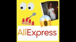 ALIEXPRESS HAUL #5 * MOJE CHIŃSKIE ZAKUPY * RECENZJA *