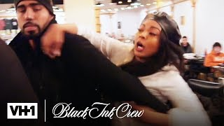 Bae Swings at Kitty for Lying & Things Go Left! | Black Ink Crew