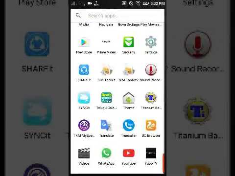 How to speed your Lenovo A6000