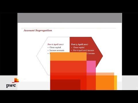 PwC Webinar - Navigating change: the UK tax environment