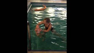 Плавать раньше чем ходить)