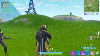 Fortnite Gig Glitch / drift on the 4th / Hashirama