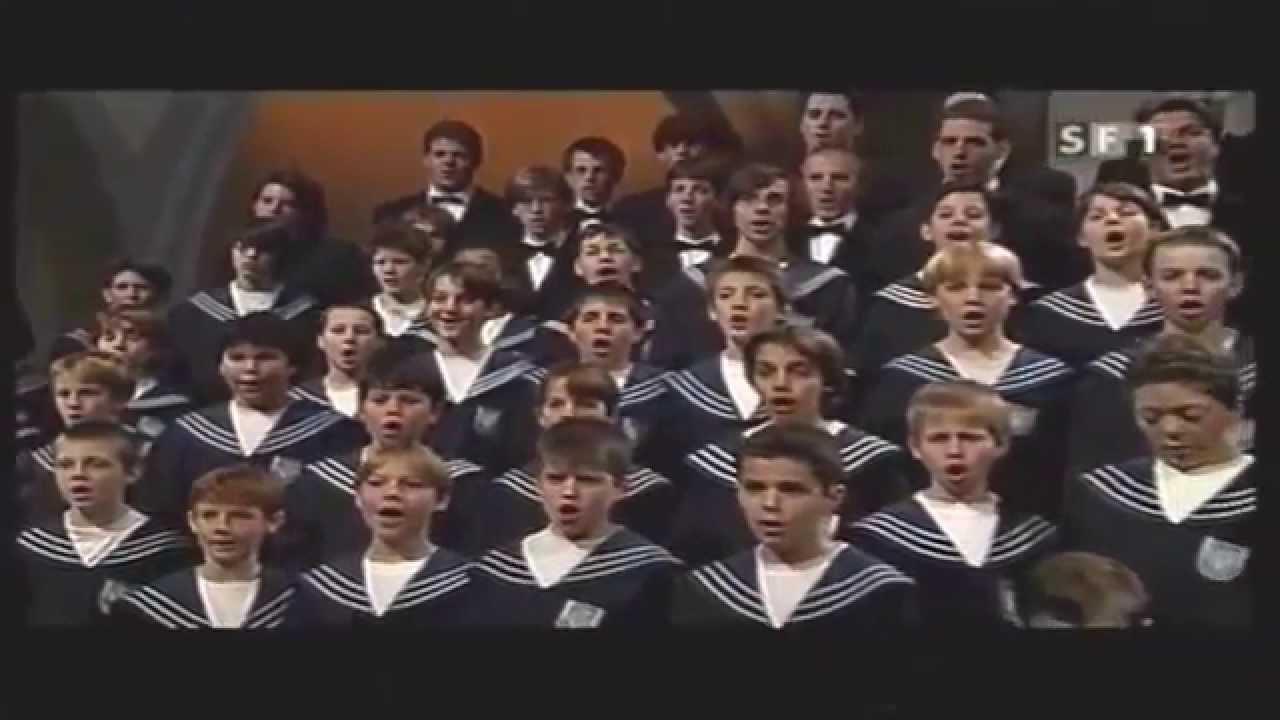 4. Advent: Traditionelle Weihnachtslieder - Zürcher Sängerknaben ...
