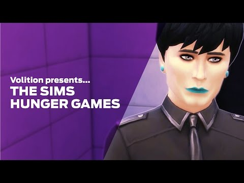 Volition presents: The Sims Hunger Games