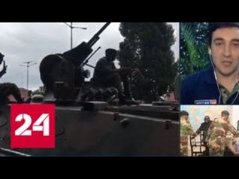 Мугабе подыскали замену - Россия 24