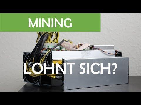 Lohnt sich ASIC Bitcoin Mining in Deutschland? März 2018