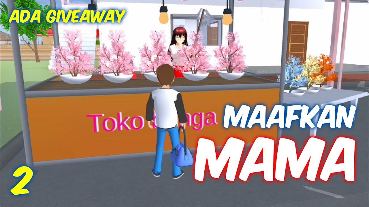 Sakura Drama Maafkan Mama Ya Nak Part 2 | Drama Sakura School Simulator Indonesia | SSS