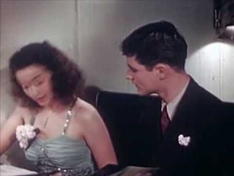 1940s Social Guidance - Junior Prom - 1946 - CharlieDeanArchives / Archival Footage