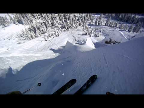 GoPro HD: Skiing Lines with Ryan Price - TV Commercial - You in HD thumbnail