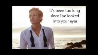 cody simpson - wish you were here [ lyrics on  the screen ]