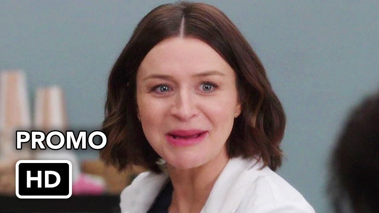assistir - Grey's Anatomy 16x05 Promo