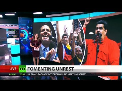 OAS & Brazil lay groundwork for Venezuela coup
