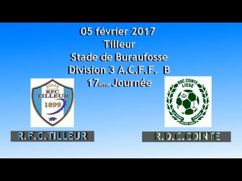 Résumé RFC Tilleur RDC Cointe