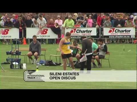 International Track Meet 2012, Christ's College, Christchurch, New Zealand