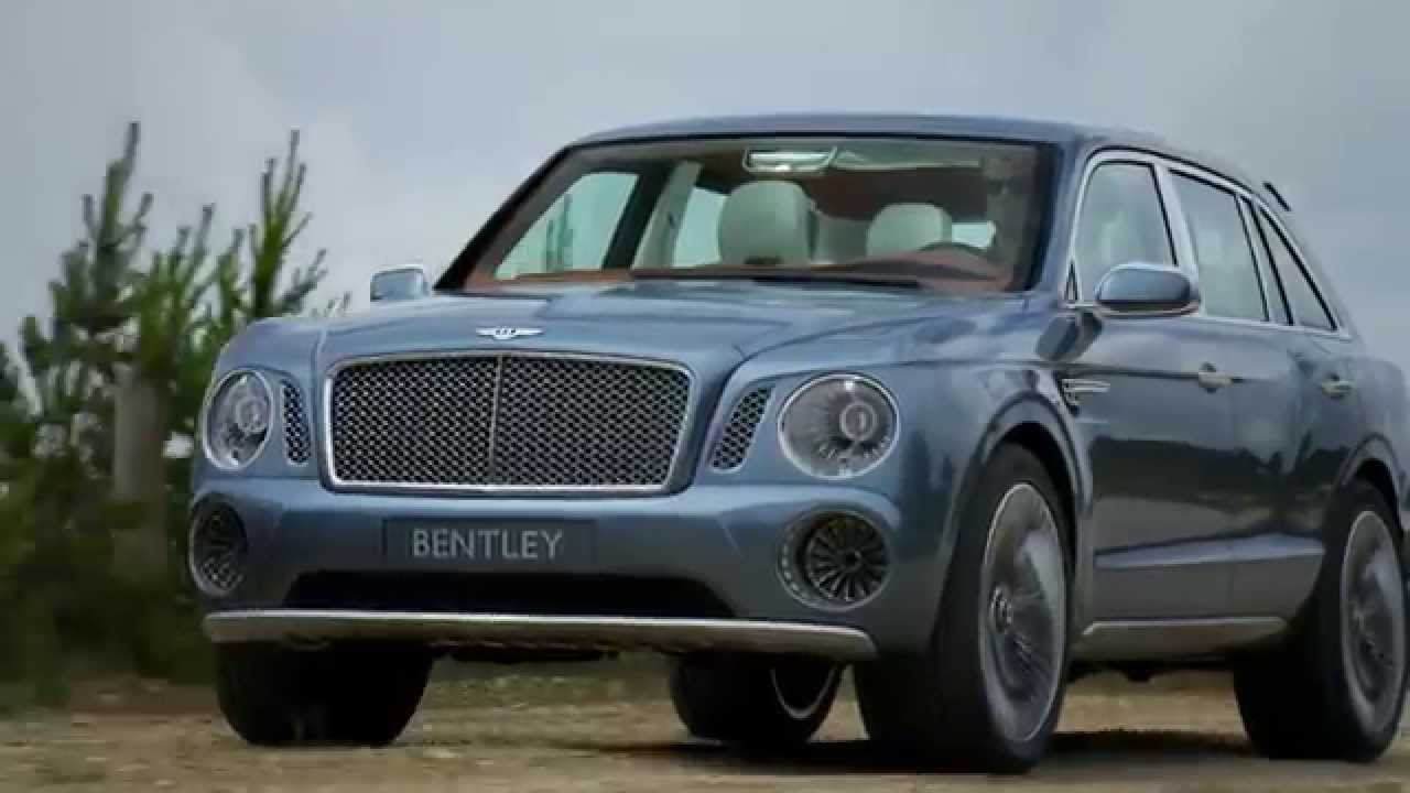 Bentley SUV 2014 Driven Commercial EXP 9F CARJAM TV HD 2014 Car TV ...