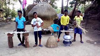 Santali Dj Comedy dance 2015. Mocha alom gosoya.