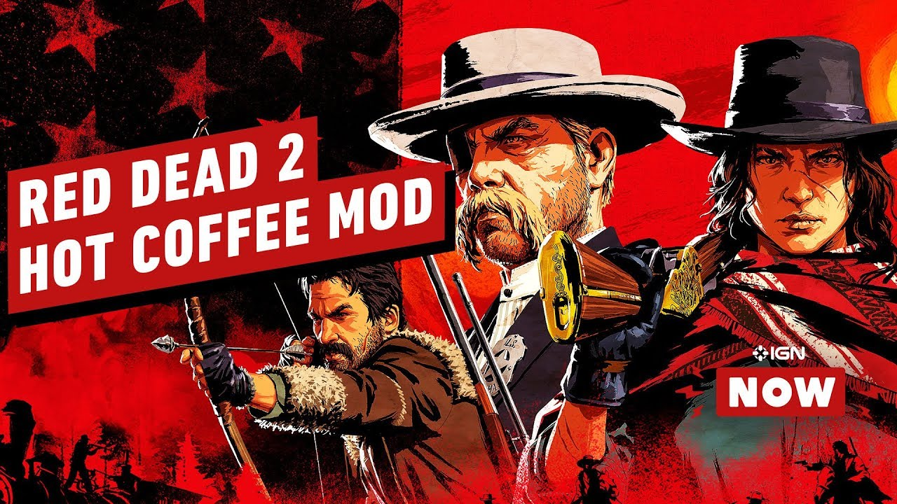 Red Dead Redemption 2 Gets Fan-made Hot Coffee Mod - IGN Now thumbnail