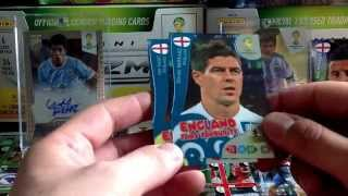 UNBOXING SASZETEK FIFA WORLD CUP BRAZIL UK EDITION