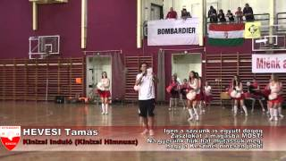 Hevesi Tamás: Kinizsi Induló (Kinizsi Himnusz) - 2013.04.26.