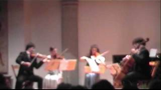 Mozart: String Quintet No. 4 in G minor, K. 516 - IV. Adagio - Allegro