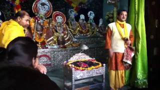 Sri Sri Radha Damodar temple, Vrindavan