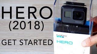 Video GoPro HERO (2018) Tutorial: How To Get Started download MP3, 3GP, MP4, WEBM, AVI, FLV Oktober 2018