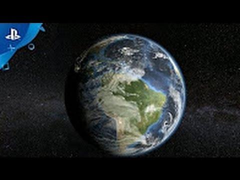 SPACE RIFT - Announcement Trailer Poster