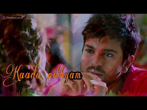Rooba Rooba Song Fan Made Lyrical Video | Orange | Ram Charan Tej, Genelia,Shazahn Padamsee